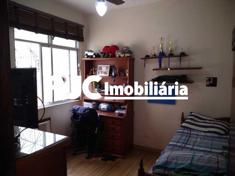 14 - 3º Qto - Casa de Vila 3 quartos à venda Maracanã, Rio de Janeiro - R$ 600.000 - MBCV30115 - 15