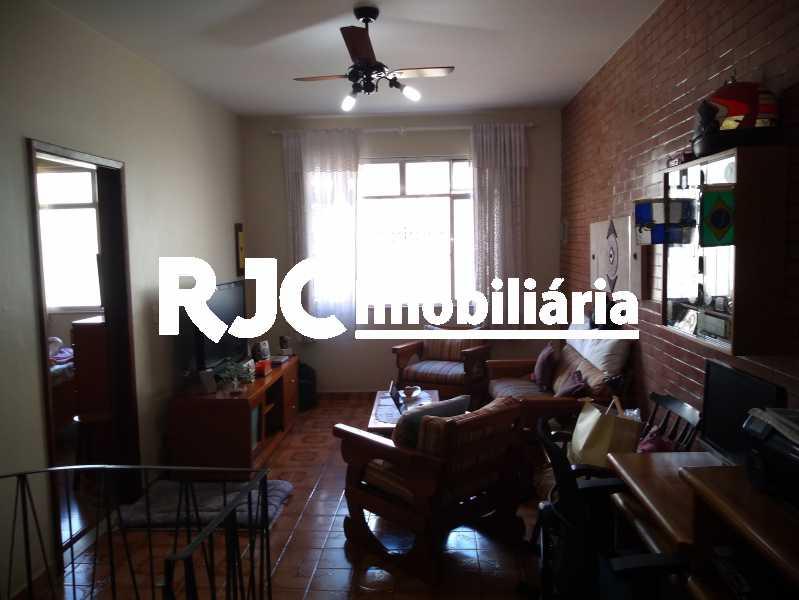15 - 2ª Sala - Casa de Vila 3 quartos à venda Maracanã, Rio de Janeiro - R$ 600.000 - MBCV30115 - 16