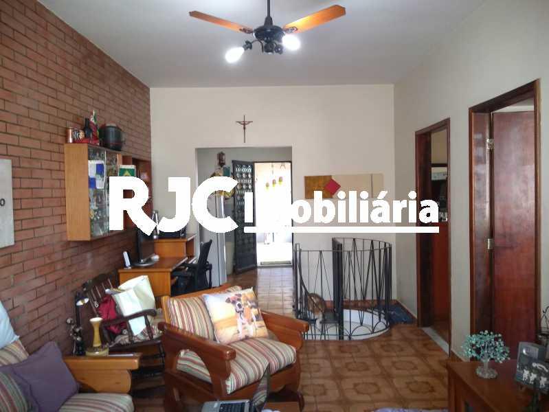 16 - 2ª Sala - Casa de Vila 3 quartos à venda Maracanã, Rio de Janeiro - R$ 600.000 - MBCV30115 - 17