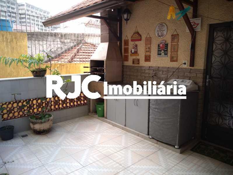 20 - Casa de Vila 3 quartos à venda Maracanã, Rio de Janeiro - R$ 600.000 - MBCV30115 - 21