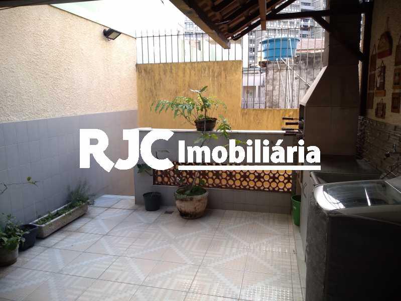 21 - Casa de Vila 3 quartos à venda Maracanã, Rio de Janeiro - R$ 600.000 - MBCV30115 - 22
