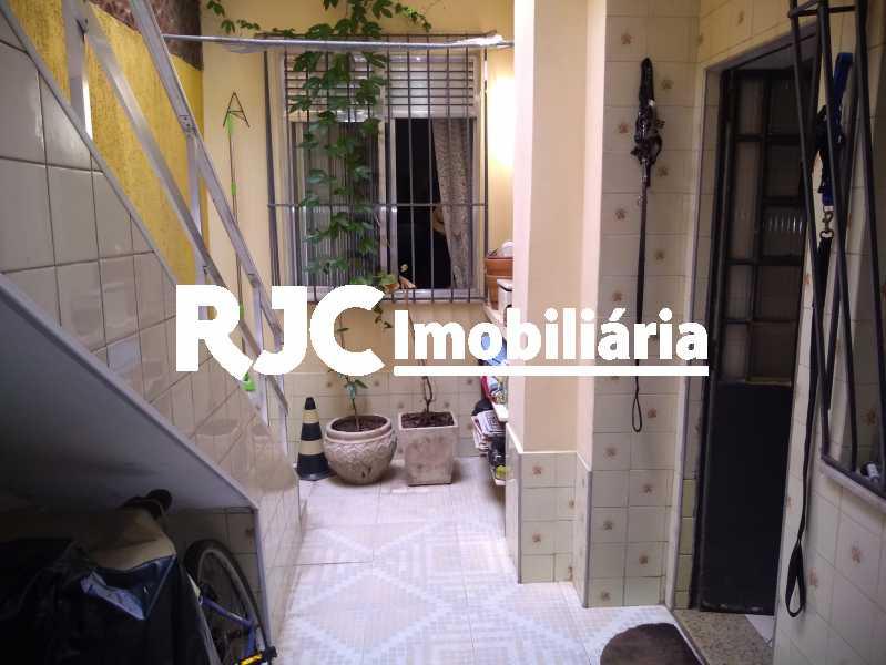 23 - Casa de Vila 3 quartos à venda Maracanã, Rio de Janeiro - R$ 600.000 - MBCV30115 - 25
