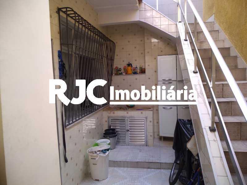 24 - Casa de Vila 3 quartos à venda Maracanã, Rio de Janeiro - R$ 600.000 - MBCV30115 - 26