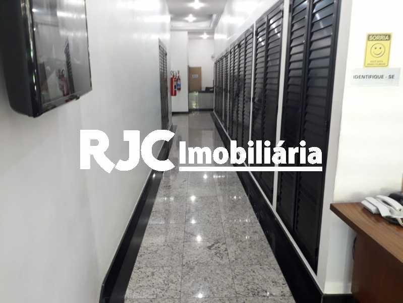 1. - Sala Comercial 140m² à venda Tijuca, Rio de Janeiro - R$ 800.000 - MBSL00232 - 1