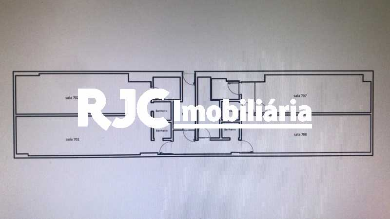 14. - Sala Comercial 140m² à venda Tijuca, Rio de Janeiro - R$ 800.000 - MBSL00232 - 15