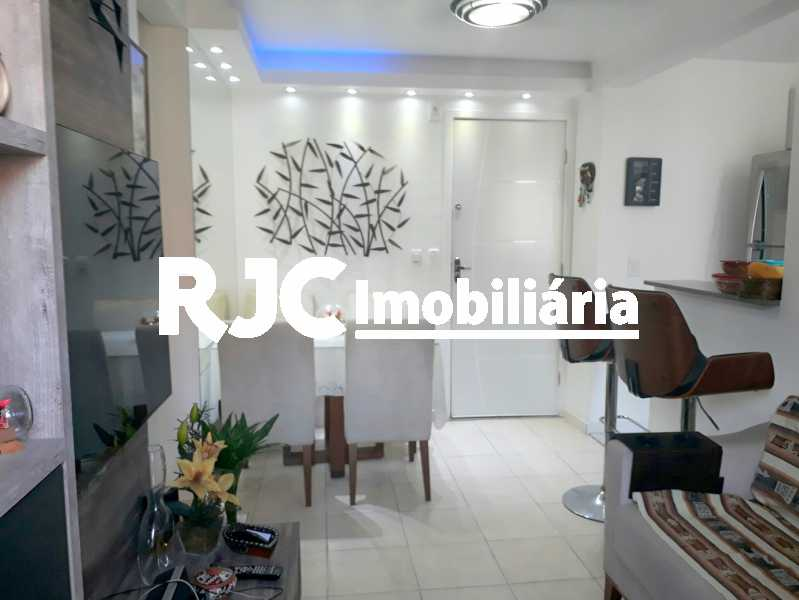 1 - Apartamento 2 quartos à venda Rio Comprido, Rio de Janeiro - R$ 350.000 - MBAP24166 - 1