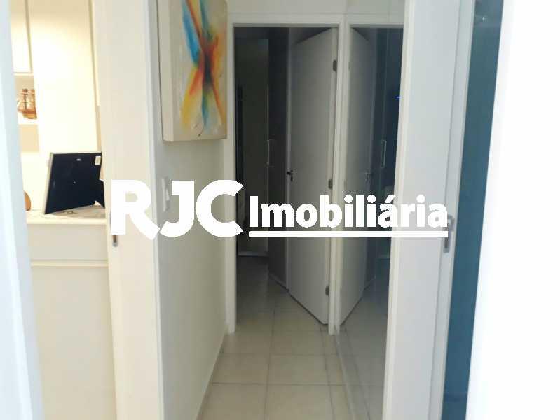 6 - Apartamento 2 quartos à venda Rio Comprido, Rio de Janeiro - R$ 350.000 - MBAP24166 - 7