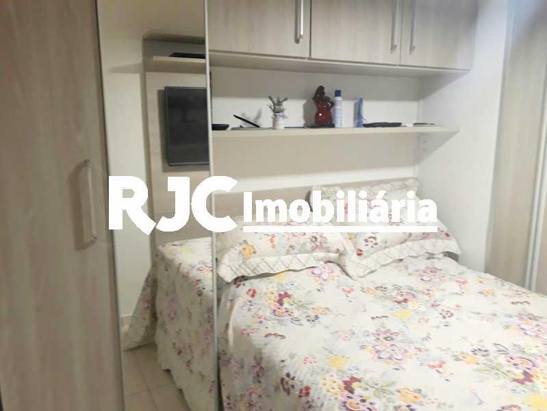 8 - Apartamento 2 quartos à venda Rio Comprido, Rio de Janeiro - R$ 350.000 - MBAP24166 - 9