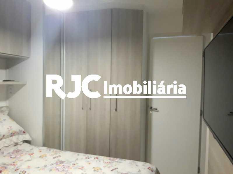 9 - Apartamento 2 quartos à venda Rio Comprido, Rio de Janeiro - R$ 350.000 - MBAP24166 - 10