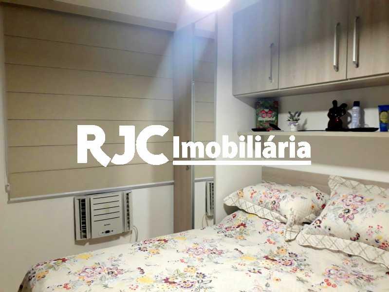 10 - Apartamento 2 quartos à venda Rio Comprido, Rio de Janeiro - R$ 350.000 - MBAP24166 - 11