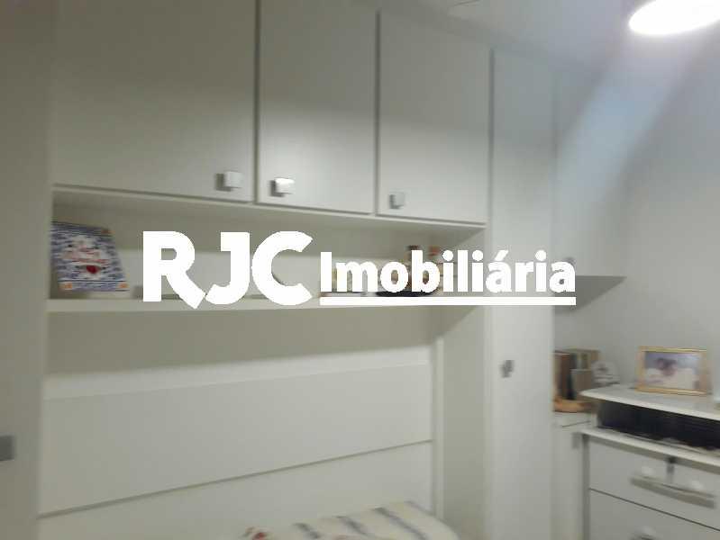 18 - Apartamento 2 quartos à venda Rio Comprido, Rio de Janeiro - R$ 350.000 - MBAP24166 - 19
