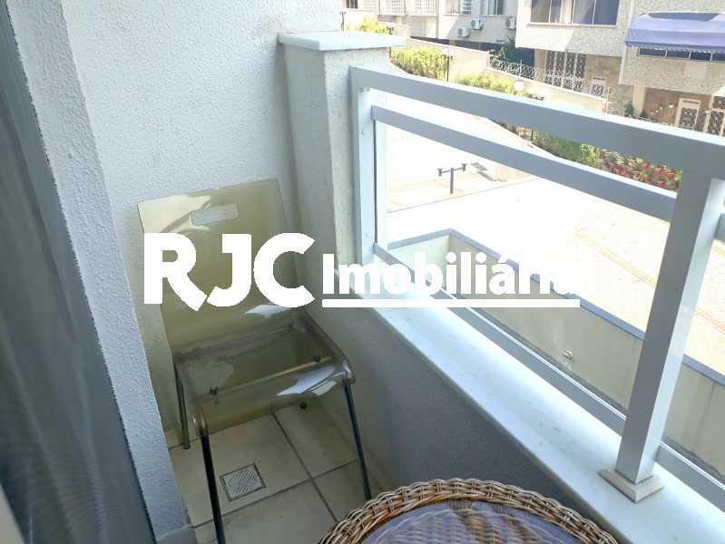 21 - Apartamento 2 quartos à venda Rio Comprido, Rio de Janeiro - R$ 350.000 - MBAP24166 - 22