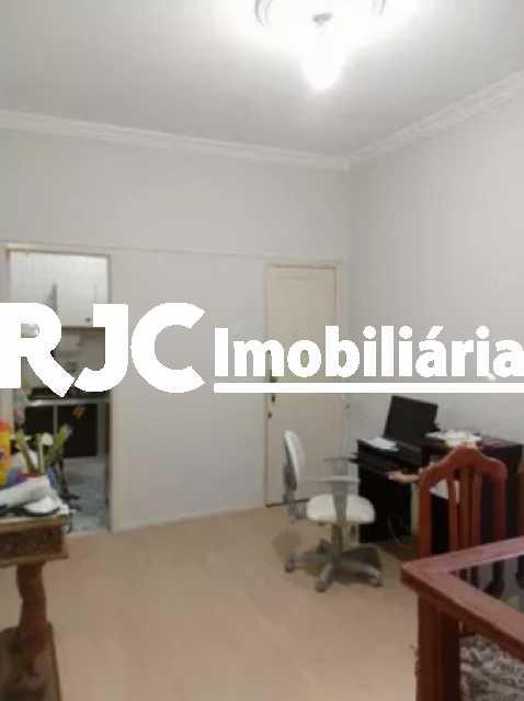 1 - Apartamento 2 quartos à venda Rio Comprido, Rio de Janeiro - R$ 309.500 - MBAP24179 - 1