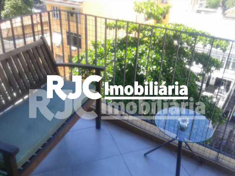 02.1 - Apartamento 1 quarto à venda Vila Isabel, Rio de Janeiro - R$ 280.000 - MBAP10760 - 3