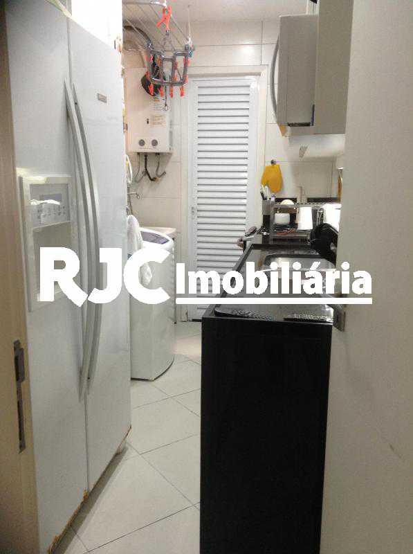 10 - Apartamento 1 quarto à venda Vila Isabel, Rio de Janeiro - R$ 280.000 - MBAP10760 - 13