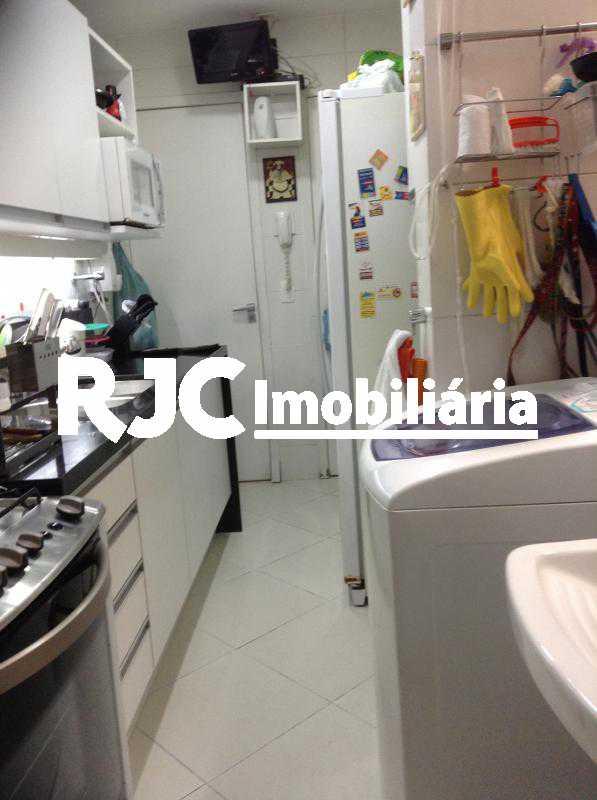 11 - Apartamento 1 quarto à venda Vila Isabel, Rio de Janeiro - R$ 280.000 - MBAP10760 - 14