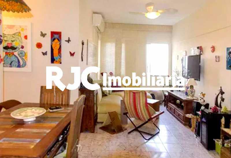 1 - Apartamento 2 quartos à venda Rio Comprido, Rio de Janeiro - R$ 380.000 - MBAP24186 - 1