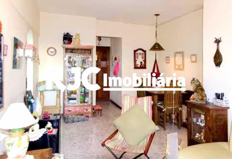 2 - Apartamento 2 quartos à venda Rio Comprido, Rio de Janeiro - R$ 380.000 - MBAP24186 - 3