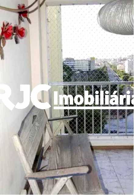 9 - Apartamento 2 quartos à venda Rio Comprido, Rio de Janeiro - R$ 380.000 - MBAP24186 - 10