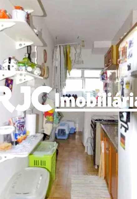 13 - Apartamento 2 quartos à venda Rio Comprido, Rio de Janeiro - R$ 380.000 - MBAP24186 - 14