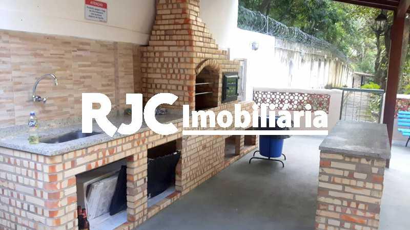 17 - Apartamento 2 quartos à venda Rio Comprido, Rio de Janeiro - R$ 380.000 - MBAP24186 - 18