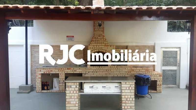 19 - Apartamento 2 quartos à venda Rio Comprido, Rio de Janeiro - R$ 380.000 - MBAP24186 - 20