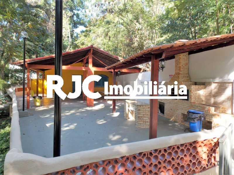 23 - Apartamento 2 quartos à venda Rio Comprido, Rio de Janeiro - R$ 380.000 - MBAP24186 - 24