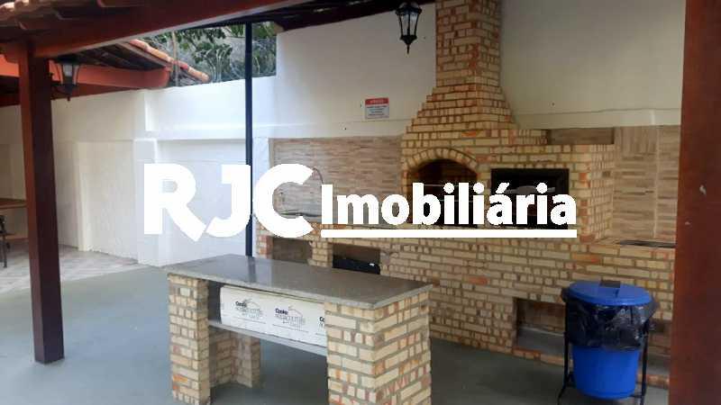 24 - Apartamento 2 quartos à venda Rio Comprido, Rio de Janeiro - R$ 380.000 - MBAP24186 - 25