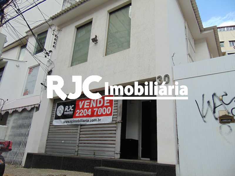 DSC01922 - Prédio 180m² à venda Tijuca, Rio de Janeiro - R$ 700.000 - MBPR00010 - 1