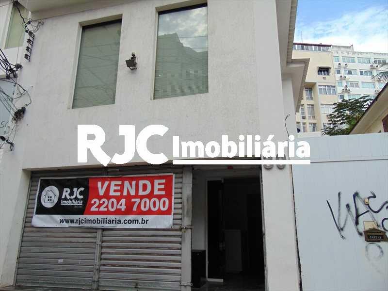 DSC01923 - Prédio 180m² à venda Tijuca, Rio de Janeiro - R$ 700.000 - MBPR00010 - 3