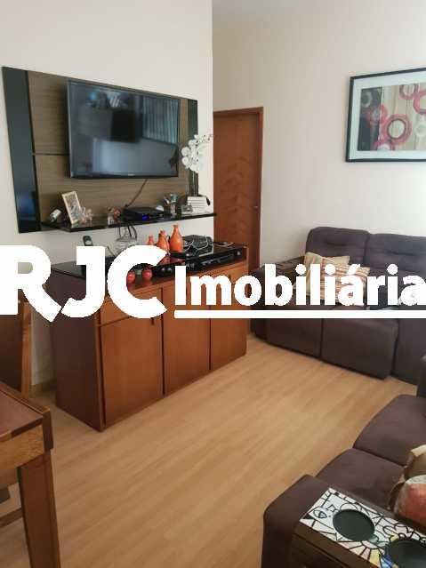 EDDCCEDF-59DC-4C2A-A6C5-DD7BFF - Apartamento 2 quartos à venda Méier, Rio de Janeiro - R$ 200.000 - MBAP24192 - 1