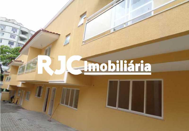 02 - Casa de Vila 3 quartos à venda Méier, Rio de Janeiro - R$ 395.000 - MBCV30120 - 3