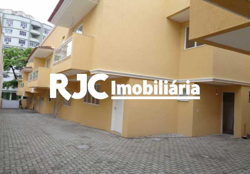 03 - Casa de Vila 3 quartos à venda Méier, Rio de Janeiro - R$ 395.000 - MBCV30120 - 4