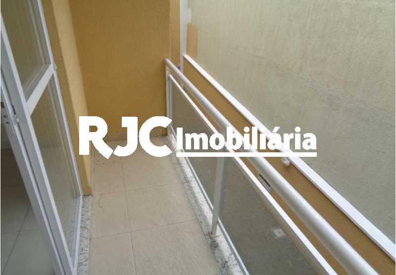 04 - Casa de Vila 3 quartos à venda Méier, Rio de Janeiro - R$ 395.000 - MBCV30120 - 5