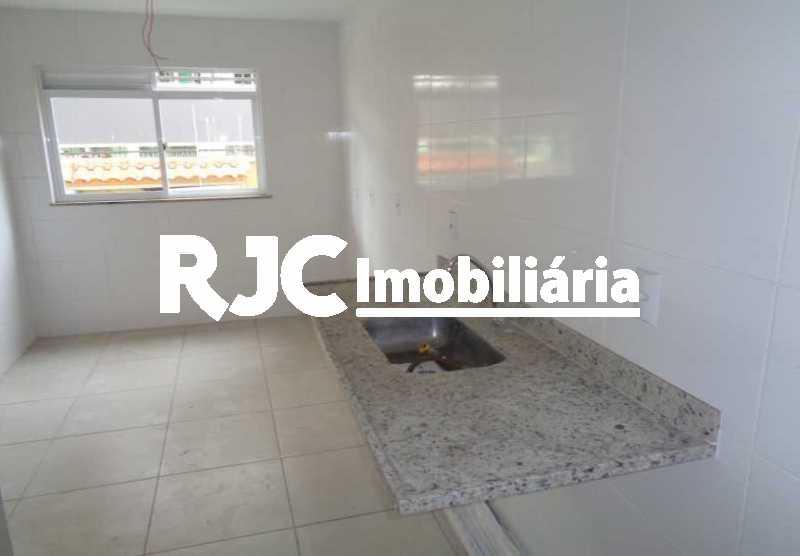 25 - Casa de Vila 3 quartos à venda Méier, Rio de Janeiro - R$ 395.000 - MBCV30120 - 26