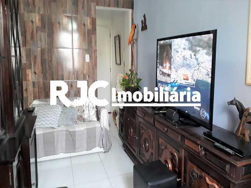 1   Sala - Apartamento 2 quartos à venda Rocha, Rio de Janeiro - R$ 210.000 - MBAP24197 - 3