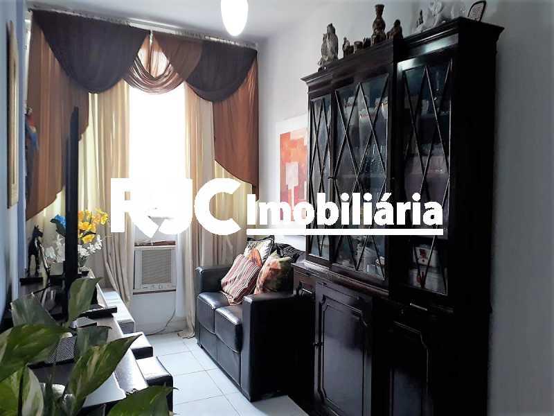 3 Sala - Apartamento 2 quartos à venda Rocha, Rio de Janeiro - R$ 210.000 - MBAP24197 - 5