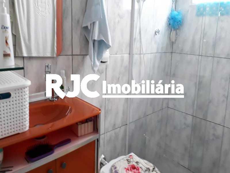 12  Banheiro Social - Apartamento 2 quartos à venda Rocha, Rio de Janeiro - R$ 210.000 - MBAP24197 - 14