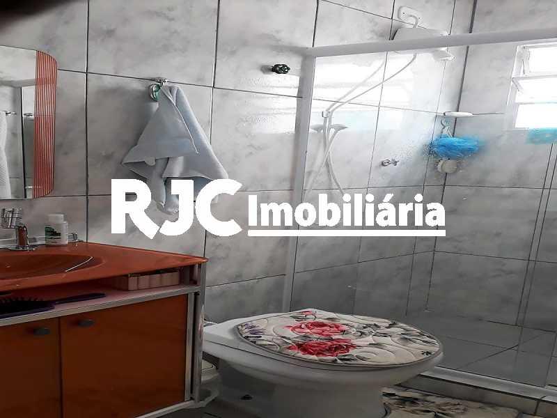 13  Banheiro Social - Apartamento 2 quartos à venda Rocha, Rio de Janeiro - R$ 210.000 - MBAP24197 - 15