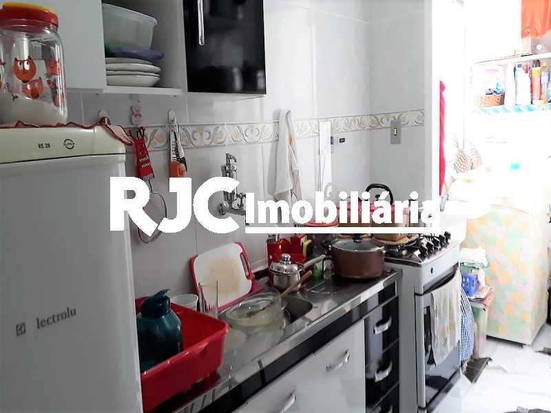 14   Cozinha - Apartamento 2 quartos à venda Rocha, Rio de Janeiro - R$ 210.000 - MBAP24197 - 16