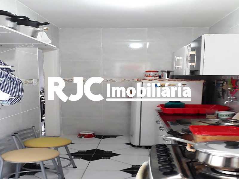 15   Cozinha - Apartamento 2 quartos à venda Rocha, Rio de Janeiro - R$ 210.000 - MBAP24197 - 17