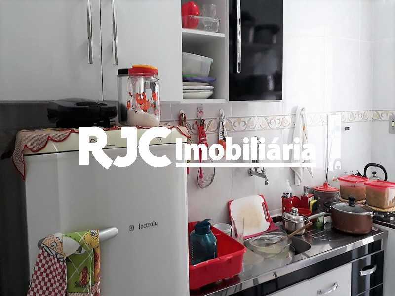 16   Cozinha - Apartamento 2 quartos à venda Rocha, Rio de Janeiro - R$ 210.000 - MBAP24197 - 18