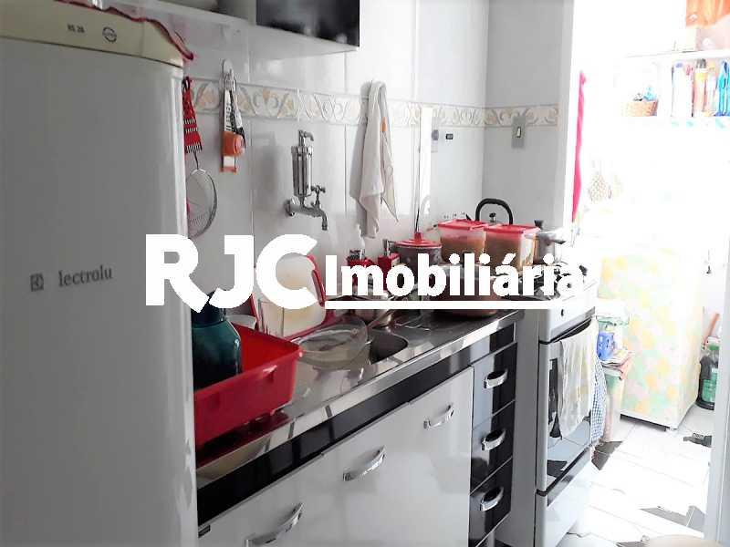 17    Cozinha - Apartamento 2 quartos à venda Rocha, Rio de Janeiro - R$ 210.000 - MBAP24197 - 19