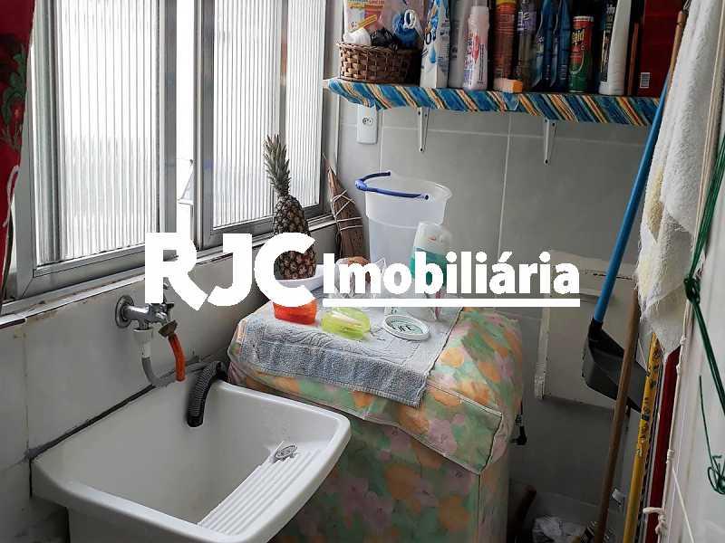 18   Área de Serviço - Apartamento 2 quartos à venda Rocha, Rio de Janeiro - R$ 210.000 - MBAP24197 - 20