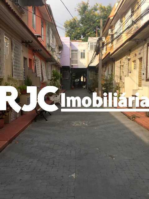 1 - Casa de Vila 2 quartos à venda São Cristóvão, Rio de Janeiro - R$ 439.500 - MBCV20069 - 1