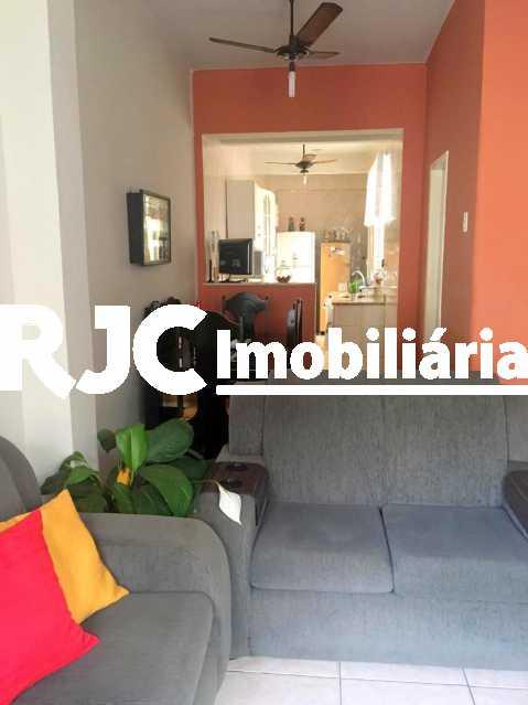 2 - Casa de Vila 2 quartos à venda São Cristóvão, Rio de Janeiro - R$ 439.500 - MBCV20069 - 3