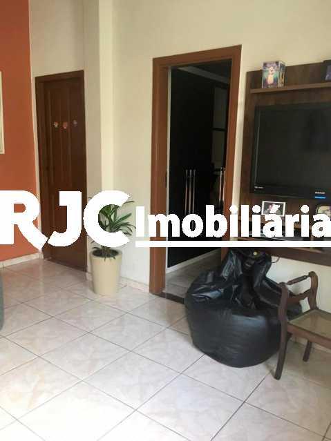 3 - Casa de Vila 2 quartos à venda São Cristóvão, Rio de Janeiro - R$ 439.500 - MBCV20069 - 4