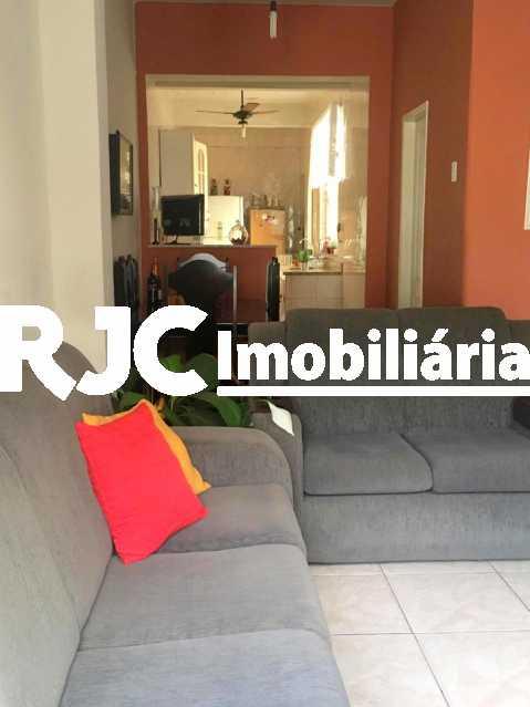 7 - Casa de Vila 2 quartos à venda São Cristóvão, Rio de Janeiro - R$ 439.500 - MBCV20069 - 8