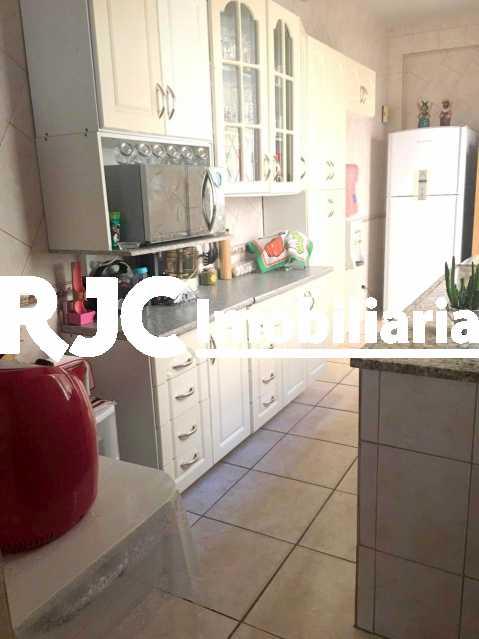 17 - Casa de Vila 2 quartos à venda São Cristóvão, Rio de Janeiro - R$ 439.500 - MBCV20069 - 18