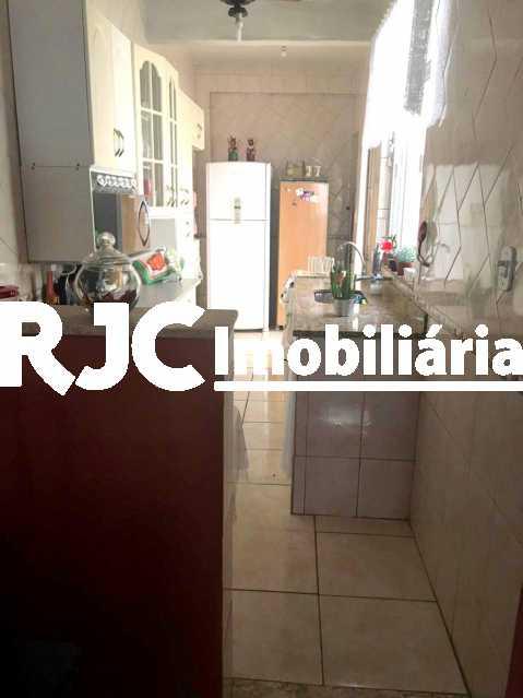 18 - Casa de Vila 2 quartos à venda São Cristóvão, Rio de Janeiro - R$ 439.500 - MBCV20069 - 19
